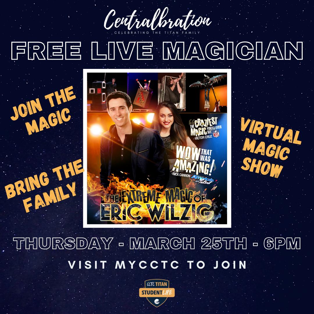 Free Magic Show