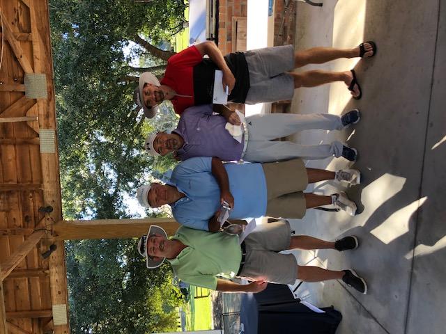 Golf Tournament Winners 2020