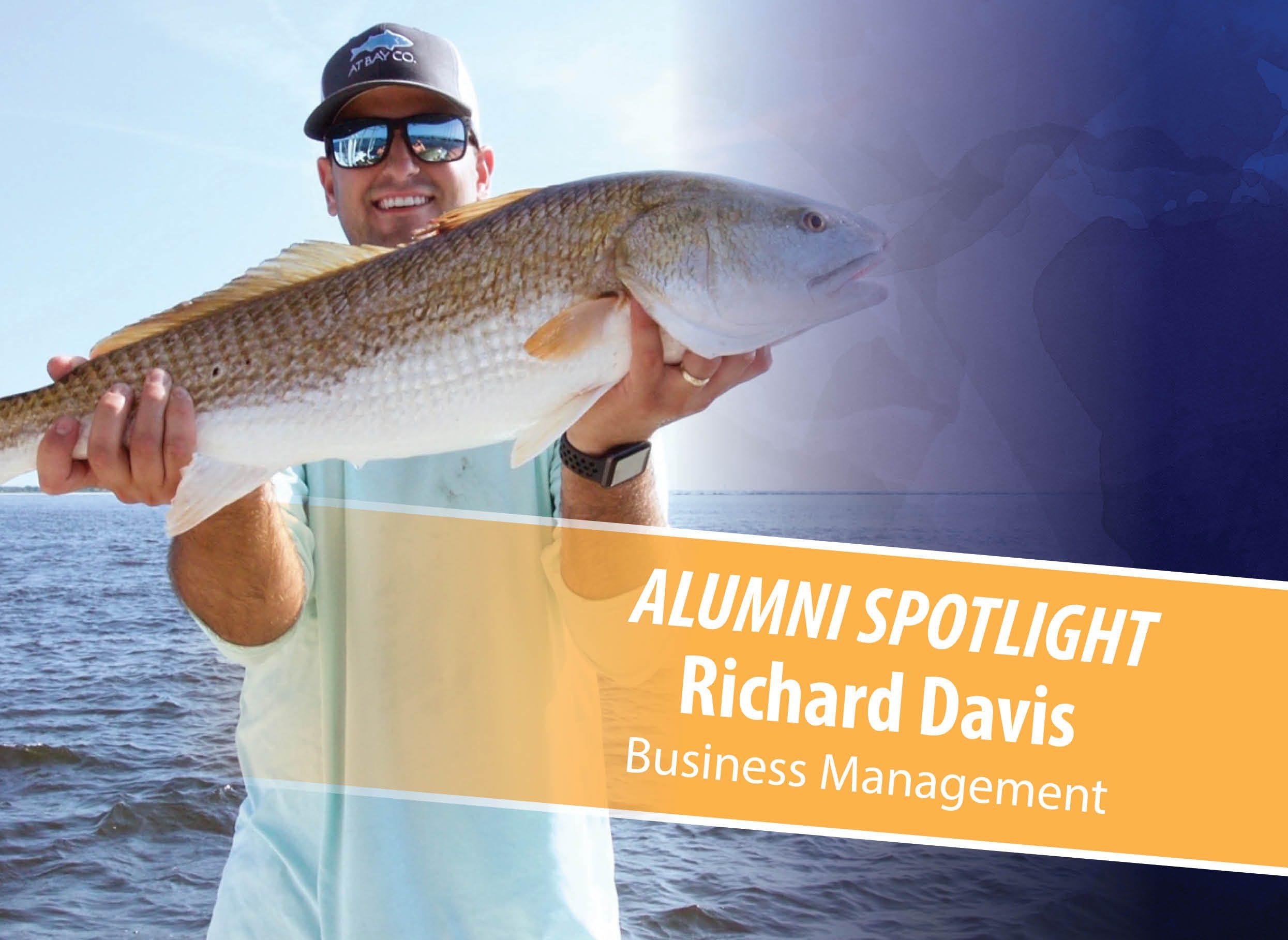 Alumnus Richard Davis