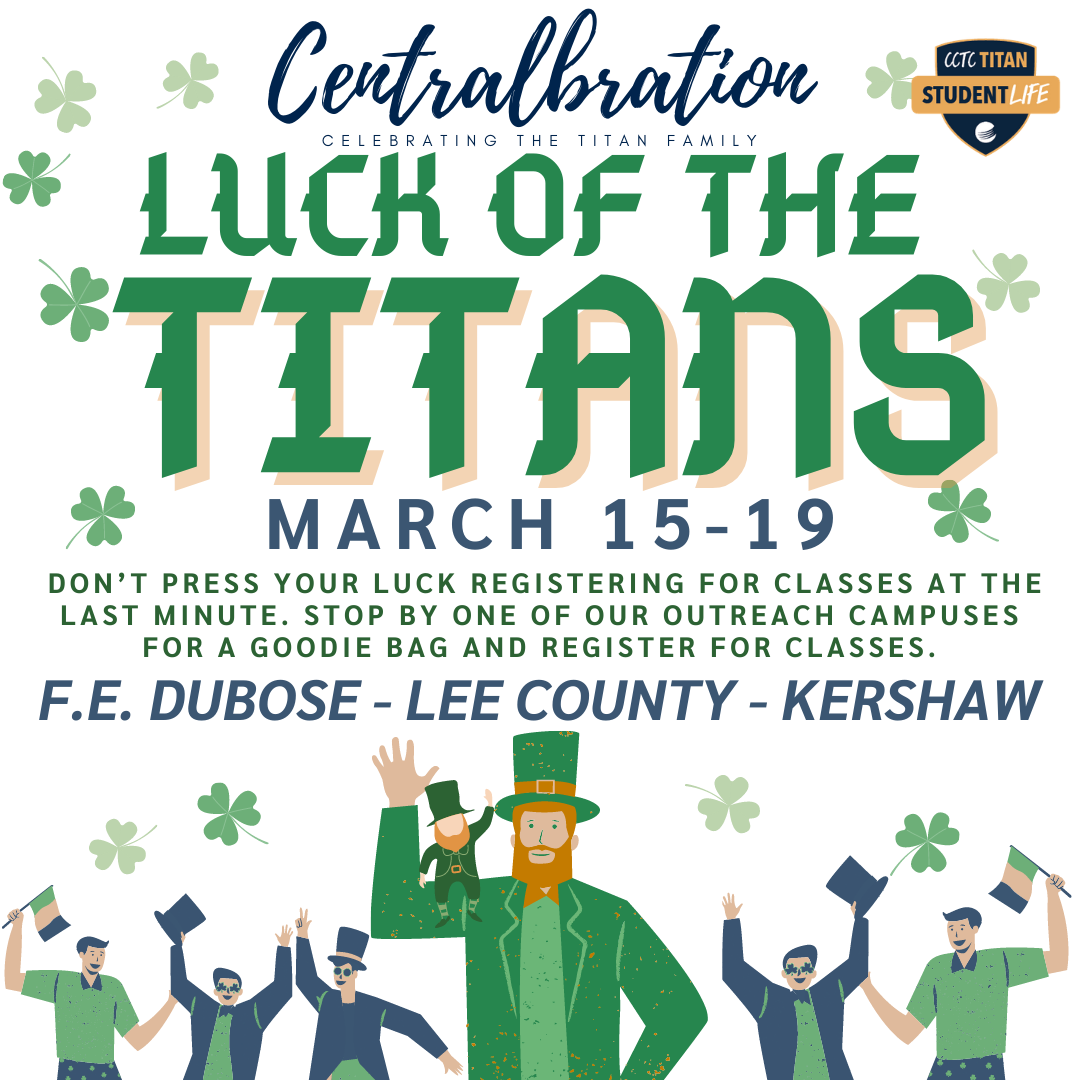 Luck of the Titans