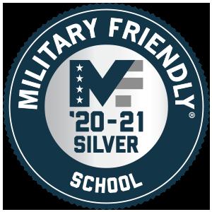 Military Friendly Silver Logo 300x300