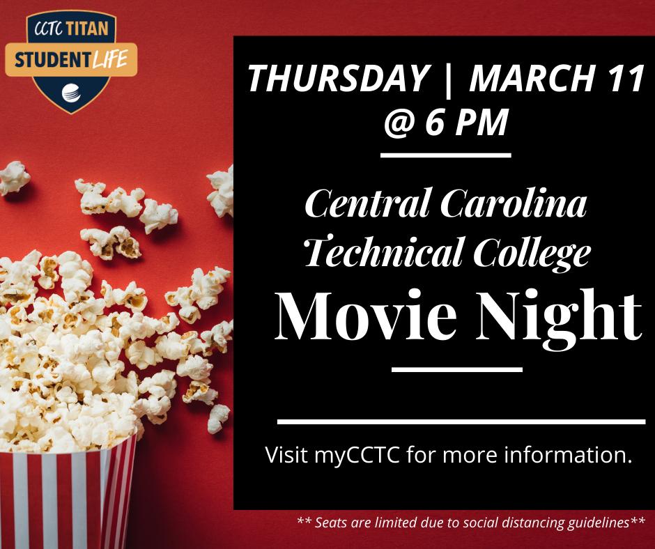 CCTC Movie Night
