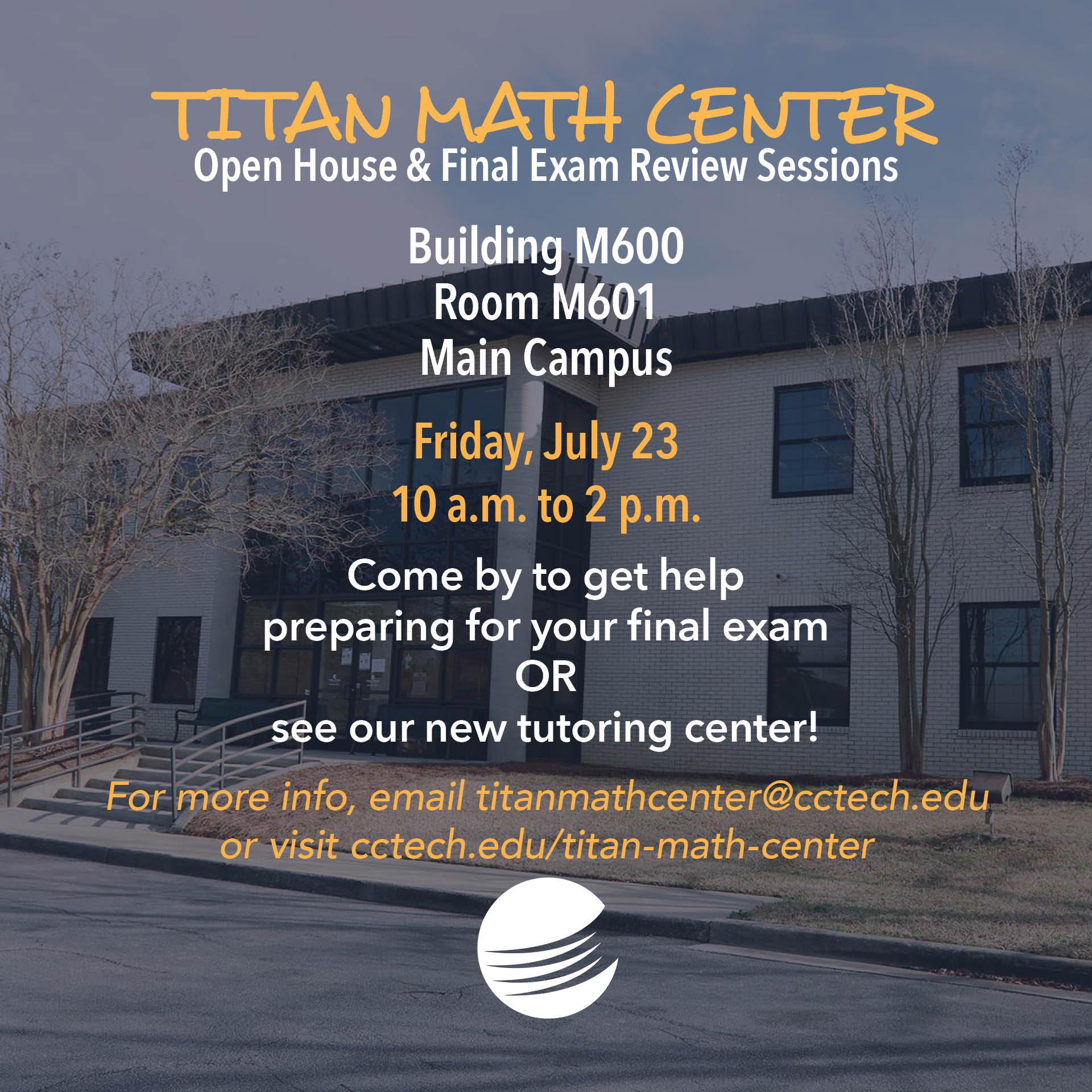 Titan Math Center